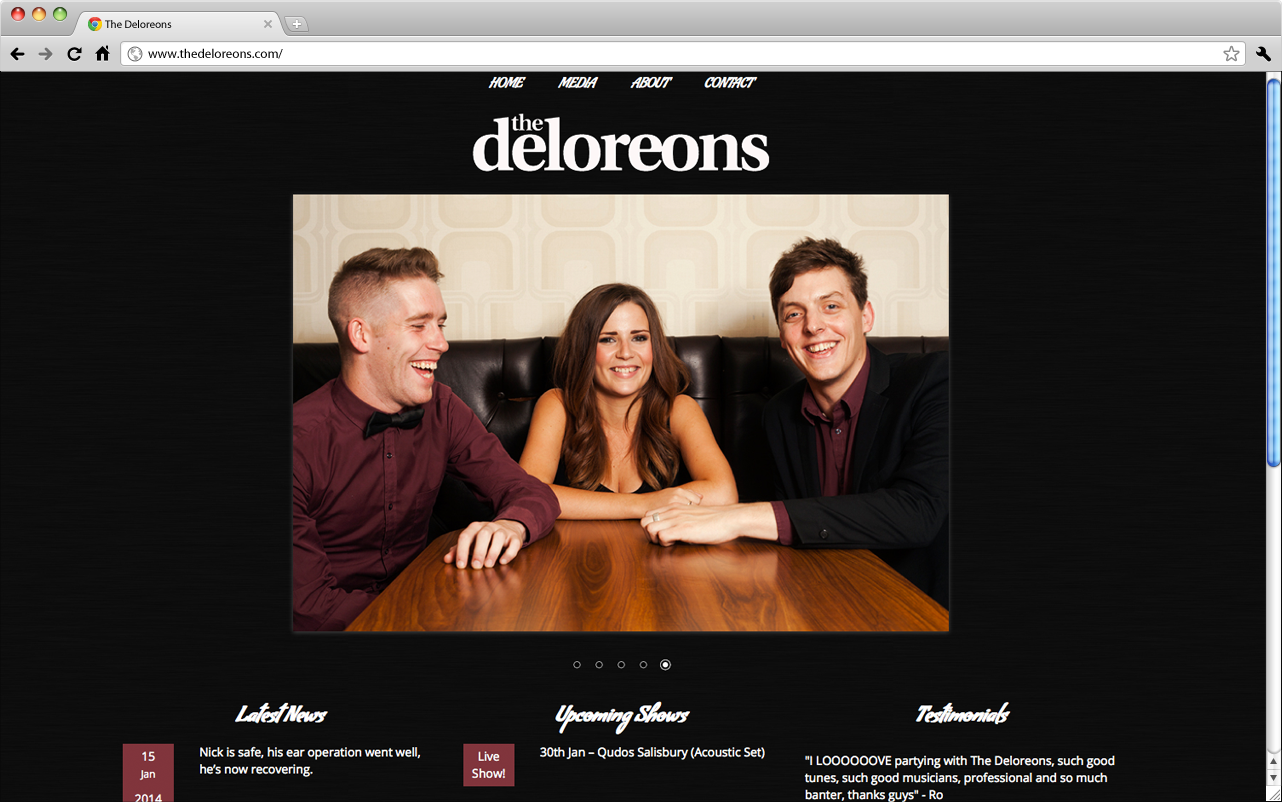 thedeloreons-web